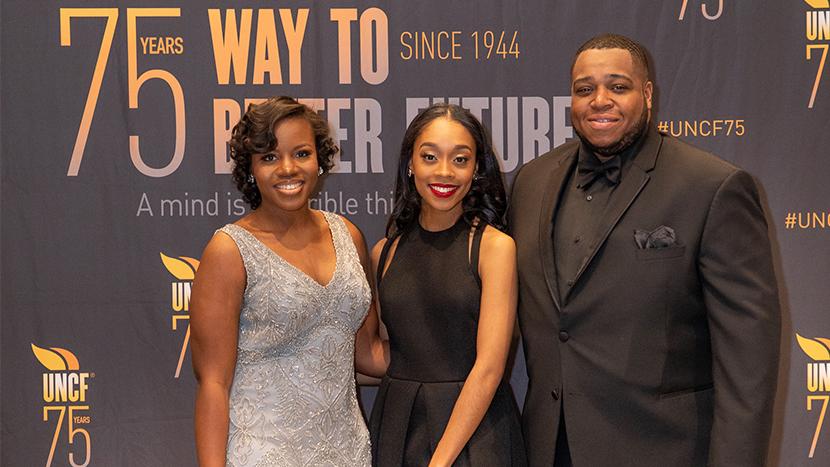 UNCF with African Pride